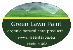 Green Lawn Paint Logo